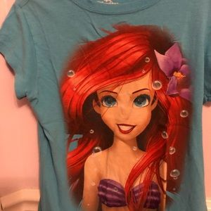 Ariel Little Mermaid Tee